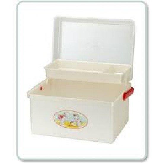 صندوق مستلزمات الحمام